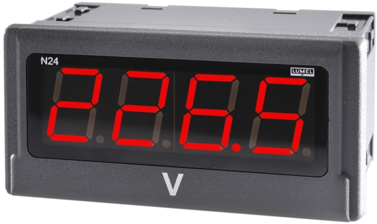Digital Display Panel : N digital panel meter